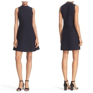 Theory Dresses - Theory Ineeta Wool Milano Knit Fit & Flare Dress